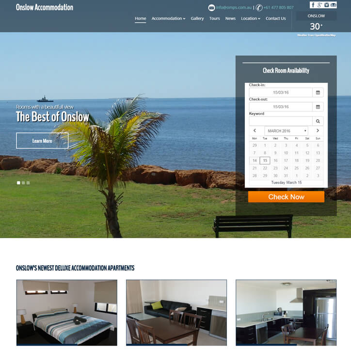 onslow-accommodation-portfolio